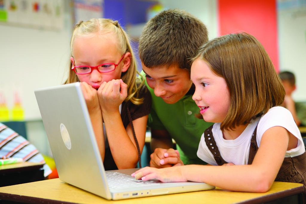 Blockchain For Children